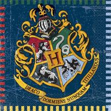 Harry Potter Party Napkins | Serviettes