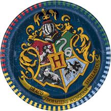 Harry Potter Party Cake Plates