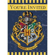 Harry Potter Party Invitations | Invites