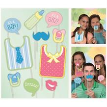 Baby Shower Photo Booth Party Props