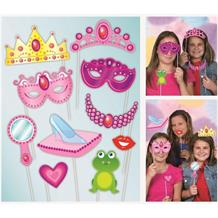 Princess Photo Booth Party Props