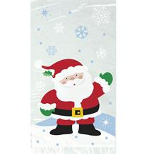 Santa Christmas Party Cello Loot Favour Bags