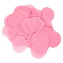 Baby Pink 15mm Paper Table Confetti | Decoration