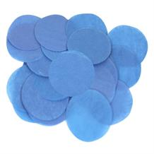 Blue 15mm Paper Table Confetti | Decoration