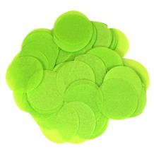 Lime Green 15mm Paper Table Confetti | Decoration