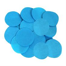 Turquoise 15mm Paper Table Confetti | Decoration
