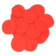 Red 15mm Paper Table Confetti | Decoration
