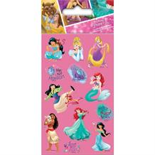 Disney Princess Party Bag Favour Sticker Sheets