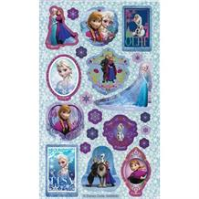 Disney Frozen Party Bag Favour Sticker Sheets