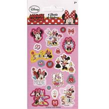 Minnie Mouse Party Bag Favour Sticker Sheets