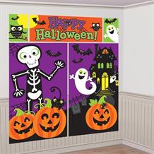 Halloween Giant Scene Setter Party Decoration