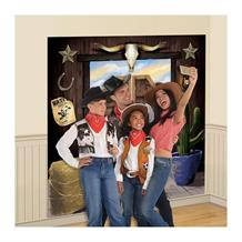 Cowboy Western Party Wall Decoration Kit | Scene Setter