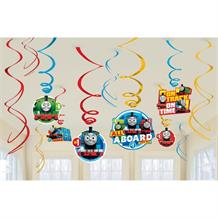 Thomas & Friends 2017 Hanging Swirl Decorations