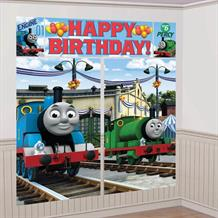 Thomas the Tank Engine Giant Scene Setter Party Decoration
