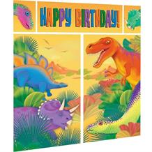 Prehistoric Party Giant Scene Setter Party Decoration