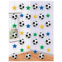 Football | Soccer Party Hanging String Decorations