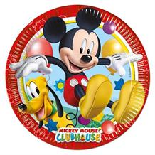 Mickey Mouse Playful Party Plates