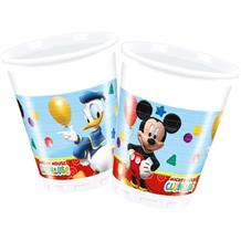 Mickey Mouse Playful Party Cups