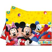Mickey Mouse Playful Party Tablecover | Tablecloth