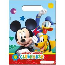 Mickey Mouse Playful Party Favour Loot Bags