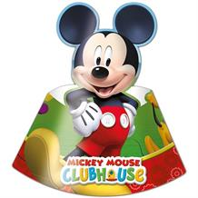 Mickey Mouse Playful Party Favour Hats