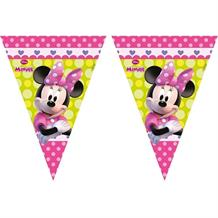 Minnie Mouse Bow-Tique Party Flag Banner | Bunting | Decoration