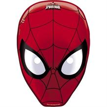 Ultimate Spiderman Party Face Masks