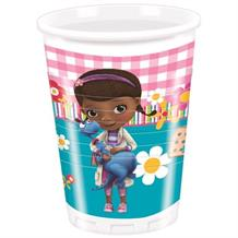 Doc McStuffins Party Cups