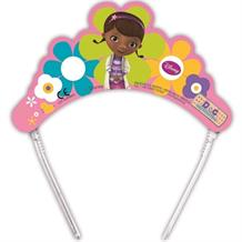 Doc McStuffins Party Favour Tiaras | Headbands