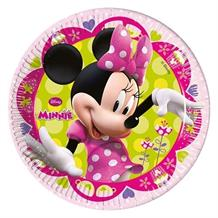 Minnie Mouse Bow-Tique Party Cake Plates