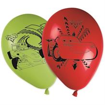 Disney Cars Neon Party Latex Balloons