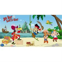 Jake Neverland Pirates Party Scene Setter Banner | Decoration