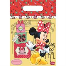 Minnie Mouse Cafe Party Favour Loot Bags
