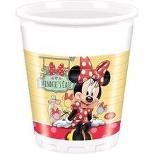 Minnie Mouse Cafe Party Cups