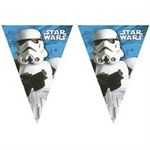 Star Wars Storm Trooper Party Flag Banner | Bunting | Decoration