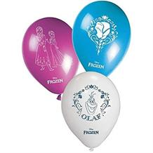 Disney Frozen Party Latex Balloons