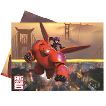Big Hero 6 Party Tablecover | Tablecloth