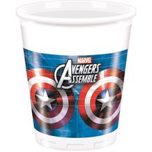Marvel Avengers Heroes Party Cups