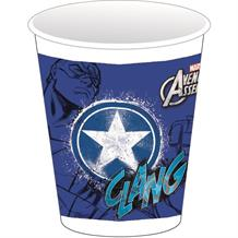 Marvel Avengers Captain America Party Cups