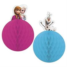 Disney Frozen Party Honeycomb Hanging Decoration