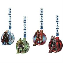 Marvel Avengers Ultron Party Hanging Cutout Decorations