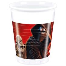 Star Wars Ep7 Party Cups