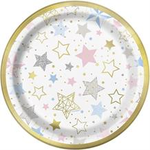 Twinkle Twinkle Little Star Party Cake Plates