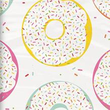 Doughnut | Donut Sprinkles Party Tablecover | Tablecloth