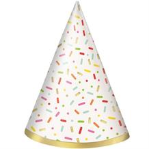 Doughnut | Donut Sprinkles Party Favour Hats