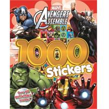 Marvel Avengers 1000 Sticker Activity Book