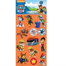 Paw Patrol Party Bag Favour Sticker Sheets
