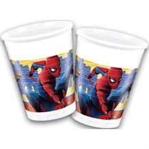 Spiderman Homecoming Party Cups