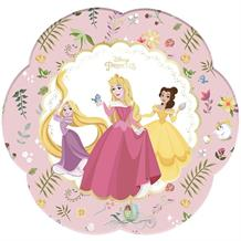 Disney Princess Square Platter Party Plates