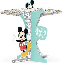 Mickey Mouse Awesome Party Cupcake Stand | Decoration